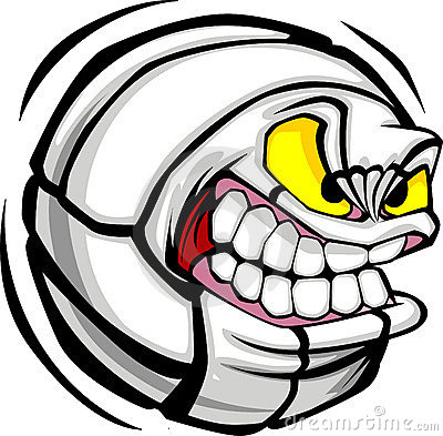 volleyball-ball-face-vector-image-10361792